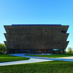 Narrative Architecture – How The New African American Museum Facade Tells Stories