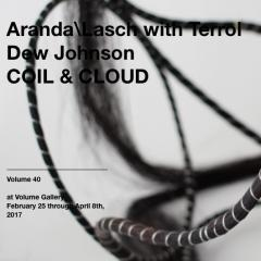 Aranda\Lasch with Terrol Dew Johnson COIL & CLOUD at Volume Gallery