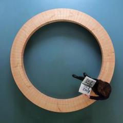 'Wood Ring' by Chris Kabel