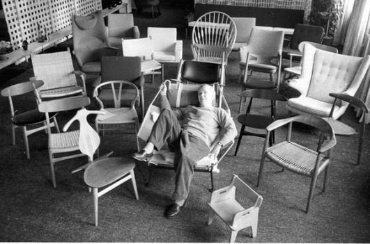 "Wegner "" just one good chair"" Design Museum Danmark"