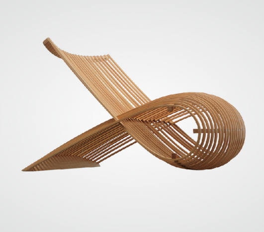 wooden chair marc newson cappellini detnk