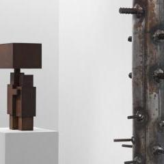 Furnification, a solo exhibition by Joep van Lieshout at Carpenters Workshop Gallery