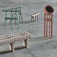 The Graduate(s) - European Design Talent Selected by Lidewij Edelkoort for Carpenters Workshop Gallery