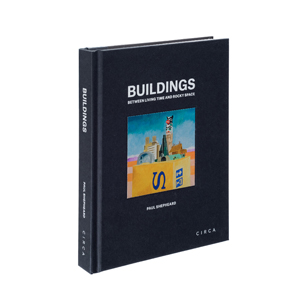 """Buildings: Between Living Time and Rocky Space"" by Paul Shepheard"