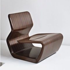 'Micarta Chair' (wingless) by Marc Newson