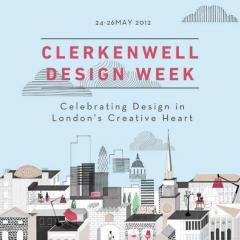 Clerkenwell Design Week 2012