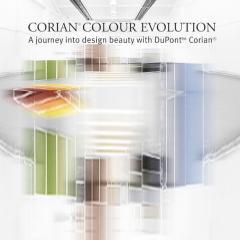 Corian® Colour Evolution: A journey into design beauty with DuPont™ Corian®