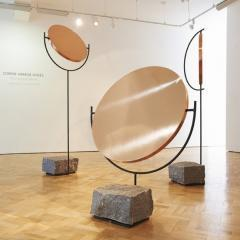Hunting & Narud, The Copper Mirror Series at Gallery Libby Sellers