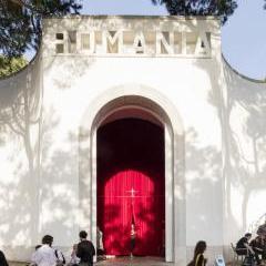 Selfie Automaton: Inside Romania's Pavilion