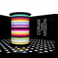 Corian loves Missoni