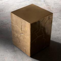 Based Upon- Cracked Cube