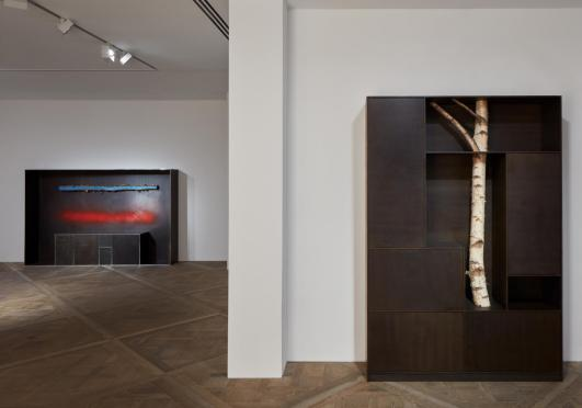Andrea Branzi at Carpenters Workshop Gallery
