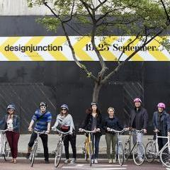 Tokyobike and designjunction want to take a bike ride with you