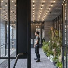 London's Ace Hotel by Universal Design Studio