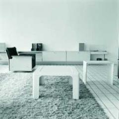 Vitsœ 620 Chair Programme. Designed in 1962 by Dieter Rams