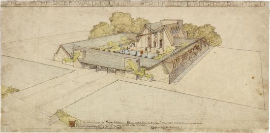 Twelve Ways of Looking at Frank Lloyd Wright