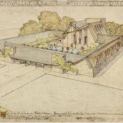 Twelve Ways of Looking at Frank Lloyd Wright