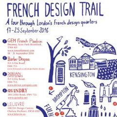 French Design Trail: London