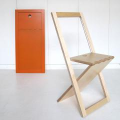 WM chair by Mathieu Camillieri for Woodmood