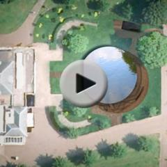 Serpentine Gallery by Herzog & de Meuron in collaboration with Chinese artist Ai Weiwei on Crane.Tv