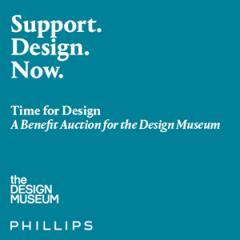 Time for Design: A Benefit Auction for the Design Museum