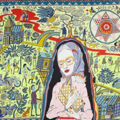 Grayson Perry's 'Walthamstow Tapestry'