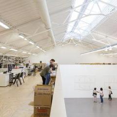 Ruth Benzacar Galería de Arte in in Buenos Aires by Nicolás Fernández Sanz