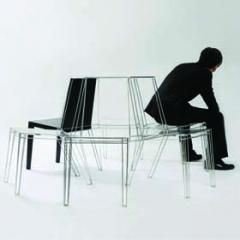 R60 chair by Jaebeom Jeong's Photographer: Seung-il Kim