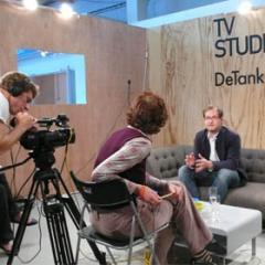 DeTank.tv Live Studio at Tent London