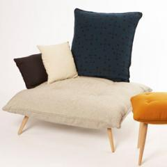 Naoko Kanehira, Cushion Sofa and Stool