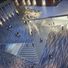Amanda Levete Architects - V&A Museum redevelopment
