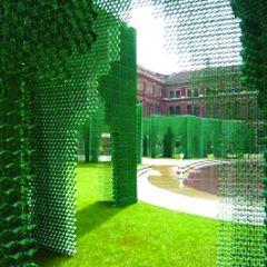 V&A John Madejski Garden, Poly&Chai Installation, Yung Ho Chung, 2008