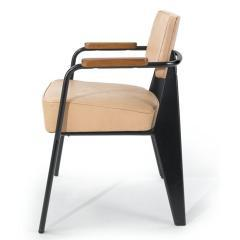 'Direction chair (model no. 352)' by Jean Prouvé
