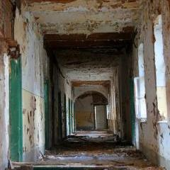 The interior of The Jajce Barracks. Photo by Ka Wing Chang.