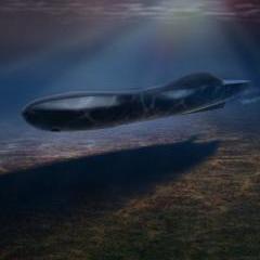 RCA Student Daria Cabai, Sleipnir71, Submersible Yacht
