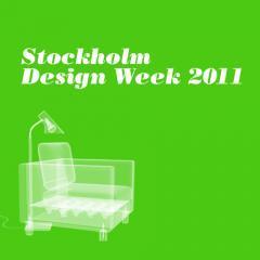Stockholm Design Week 2011