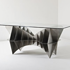 Prototype writing table by Tom Dixon