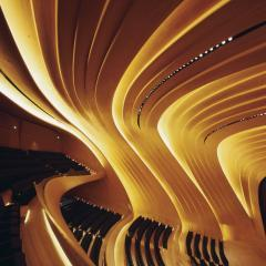 Heydar Aliyev Center [Photo © Helene Binet]
