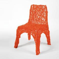 Extruded Chair by Tom Dixon