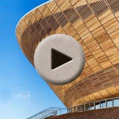 2012 Olympic Velodrome by Andrew Weir
