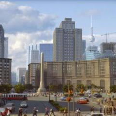 The five greatest ideas Toronto never built