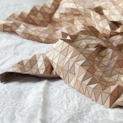 """Wooden Textiles"" by Elisa Strozyk"