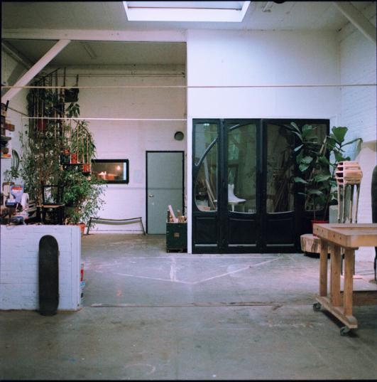 The Studio of Valentin Loellmann