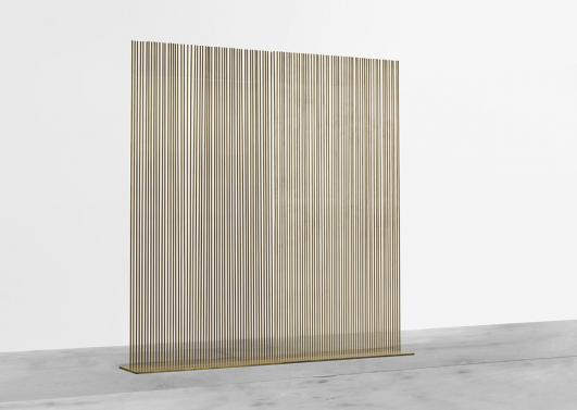 HARRY BERTOIA untitled (Monumental Sonambient) from the Standard Oil Commission estimate: $300,000–500,000