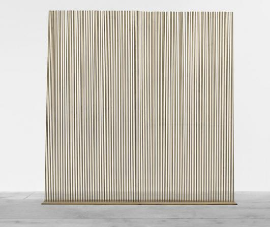 HARRY BERTOIA untitled (Monumental Sonambient) from the Standard Oil Commission estimate: $400,000–600,000