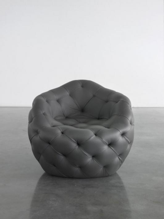 ROBERT STADLER | SPHERICAL BOMB ARMCHAIR 2011