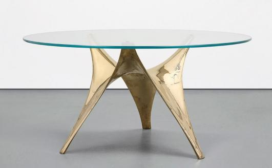 NORMAN FOSTER 'Arc' table, 2015 - Donated by the Norman Foster Foundation