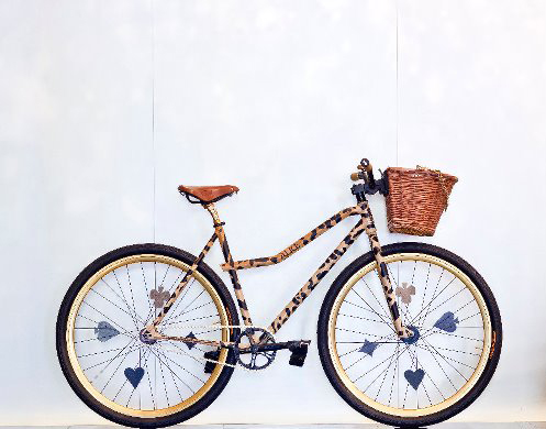 Temperley's WOW Bike