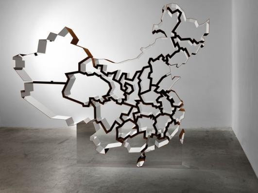 Ron Arad: Free Standing China, 2009