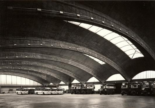 Concrete Wonder Stockwell Bus Garage Open Day  © TFL